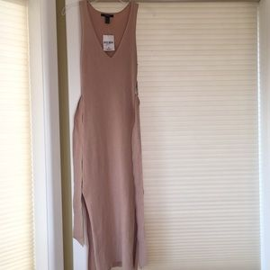 Brand new Forever 21 maxi knitted dress